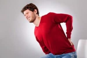 Hagebuttenpulver gegen Rückenschmerzen